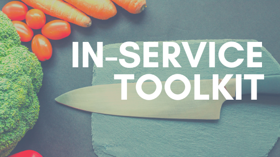 In-Service Toolkit
