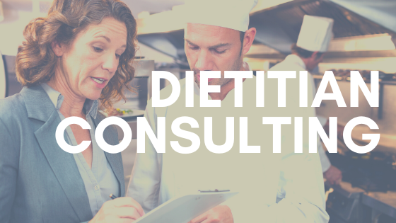 Dietitian Consulting