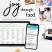 Easy-to-use menu planner can help you to customize your menus and recipes.